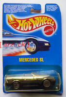 HOT WHEELS Mattel 1990 MERCEDES SL vintage #9770