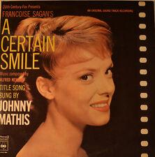 "OST - SOUNDTRACK - A CERTAIN SMILE - ALFRED NEWMAN  12"" LP (L427)"