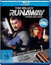 RUNAWAY [Blu-ray] (1984) Tom Selleck, Michael Crichton Sci-Fi All Regions Import