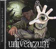 CD VEARZ - UNIVEARZUM Musik Rap Hip Hop Wien Österreich Austria Mundart Droogie