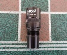Lapco .685 Sizer Barrel Back Black For All Spyder Barrels Better Efficiency