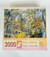 Bits And Pieces Crazy BBQ 3000 Piece Puzzle - Number 40083