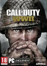 Call of Duty World War II 2 pour PC, en boîte, contenu dématérialisé, VF 🇫🇷