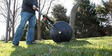 Lawn Roller 24 Push or Pull Behind Tractor Riding Lawn Mower Tractor Attachment