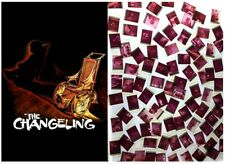 The Changeling (1980) x25 Genuine 35mm Film Cells Movie Filmcell Strip