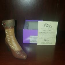 Just The Right Shoe High-Buttoned Boot #25034 by Raine Nib F28