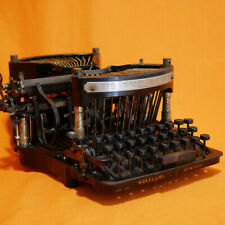 "Machine IN Typewriter Williams Nr 2 "" For Europa "" 1896-1899 Serial 11546"