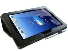 """Carcasas, cubiertas y fundas negro de piel para tablets e eBooks 10"""""""