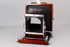 【RARE MINT】Tachihara 4x5 Wood Large format Field Camera From Japan #1444