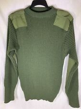 DSCP Valor Collection Wool Service Sweater Size 42 Pre-owned