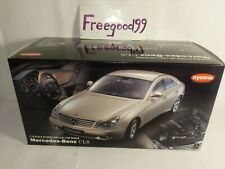 1:18 Kyosho Mercedes- Benz CLS-CLASS Die Cast series msrp. over $299 BRAND NEW
