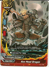 4x PR/0010EN Buddyfight Axe Head Dragon MINT Condition