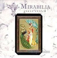 Mirabilia Nora Corbett Cross Stitch Chart ~  LADY HERA Sale #107
