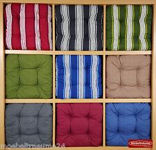 bis zu 1000 Sitzkissen in 9 Farben Stuhlkissen Universalkissen Kissen 38 x 38 cm