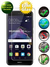 Panzerglas Huawei P8 Lite 2017 Panzerfolie Glasfolie 9h Echtglas Schutzfolie