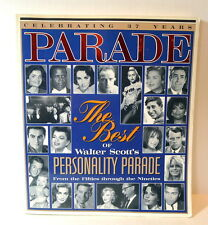 PARADE Magazine HOLLYWOOD  Photos Walter Scotts 1950s 1990s
