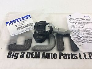 Dodge Jeep Chrysler Tire Pressure Monitoring Sensor TPMS new OEM 68078861AB