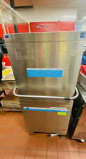 Meiko Dv 80.2 High Temp Dishwasher with Built-In Booster 3 Phase (Used 1 Day)