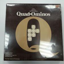 Quad-Ominos Pressman Games 1978 New Shrink Wrap Original