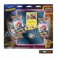 Pokemon Detective Pikachu Special Case File - Trading Card Game Booster Packs