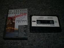 La Chanson Quebecoise~Sans Fontiere~Pascal Normand~Chante~AUTOGRAPHED~FAST SHIP