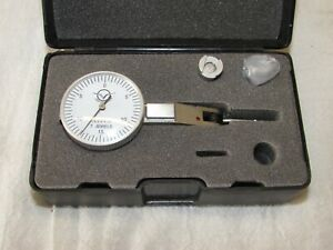 Aerospace Horizontal Dial Test Indicator Complete in Case c