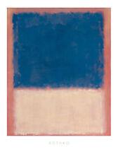 No. 203, 1954 by Mark Rothko Art Print - Abstract Poster 23.5x31.5