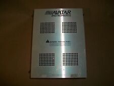 Avatar Instruments SCR Temperature Controller A3P-48-60  480V 4-20mA Input  60am