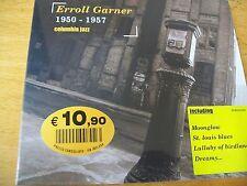 ERROLL GARNER 1950-1957  CD SIGILLATO