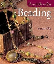 Beading by Susan Ure (2004, Hardcover) $12.95