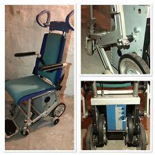Alber Scalamobil S25 X3 Transportstuhl Treppensteiger Treppenlifter Treppenhilfe