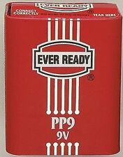 Eveready Silver PP9 9-Volt Battery for Roberts/Radio