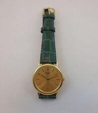 Seiko Reloj Mujer Oro Amarillo 18KT Gold Muñeca Watch