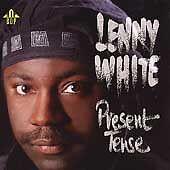 White, Lenny, Present Tense, Excellent, Audio CD