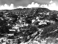 Hollywood aka Hollywoodland photo Los Angeles suburb famous sign Entire Valley