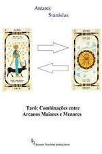 Taro Combinacoes Entre Arcanos Maiores e Menores by Antares Stanislas (2016,...