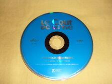 Le Coût de la vie DVD PROMOTIONNEL (Video-club) Fabrice Luchini  Vincent Lindon