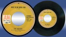 Philippines THE GALLERY Nice To Be With You 45 rpm Record