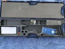 Quail Unlimited Beretta Navy Blue Plastic Shotgun Case