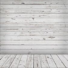 Retro Wood Board Plank Texture 10x10ft Background Photo Prop Backdrop Show Scene