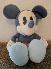 """Vintage Mickey Mouse Disney SEGA 1998 Plush - 16"""""""
