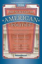 The Almanac of American Politics 2014-ExLibrary