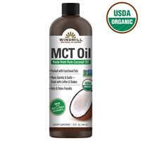 Windmill USDA Organic MCT Oil, 32 Ounces