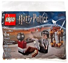 Lego Harry Potter 30407 Harry's Journey to Hogwarts Polybag Hedwig Owl 40PC NEW