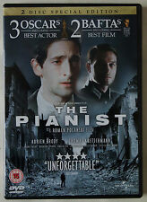 THE PIANIST / ROMAN POLANSKI / 2 DISC SPECIAL EDITION / REGION 2 PAL