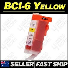1x Yellow Ink for Canon BCI-3eY 6Y BJC3000 BJC6000 BJC6200 BJC6500 i550 i560 i85
