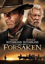 Forsaken (DVD, 2016) Western Keifer & Donald Sutherland U.S. Issue Bryan Cox!