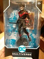 MCFARLANE DC MULTIVERSE NIGHTWING JOKER FIGURE