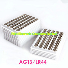 20PCS  1.5V AG13 LR44 357 SR44 A76 Alkaline Button Cell Watch Battery Batteries