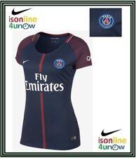59c892122 Women s Nike Breathe PSG Paris Saint-germain 2017 Stadium Home Soccer Jersey  M